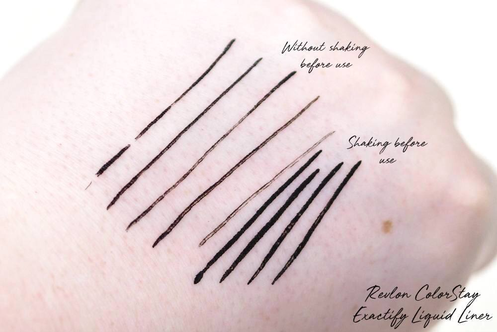 Revlon ColorStay Exactify Liquid Liner - Gimmick or Great?!