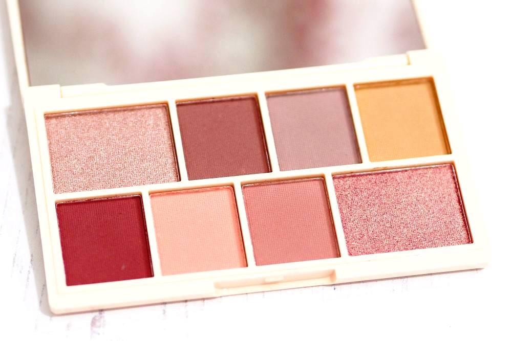 I Heart Revolution Rose Gold Mini Eyeshadow Palette
