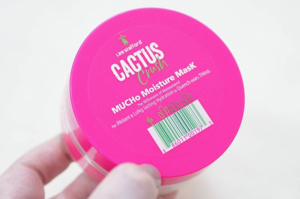 Lee Stafford Cactus Crush Haircare Collection