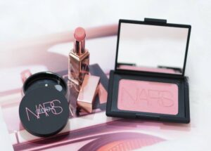 NARS Orgasm Collection - Afterglow Lip Balm, Orgasm Blush and Illuminating Loose Powder