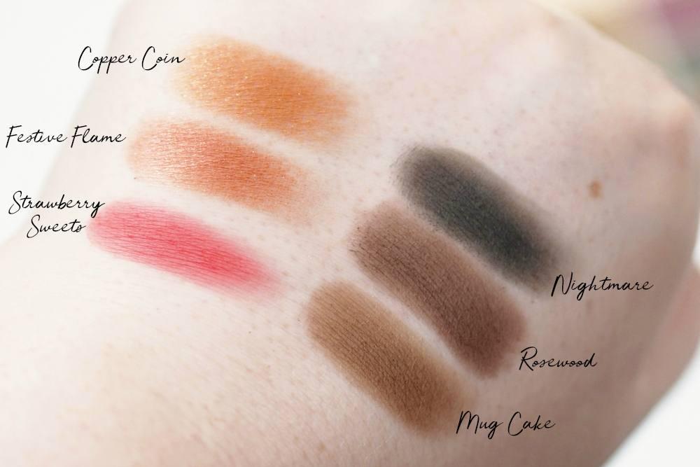 Revolution x Soph Eyeshadow Palette