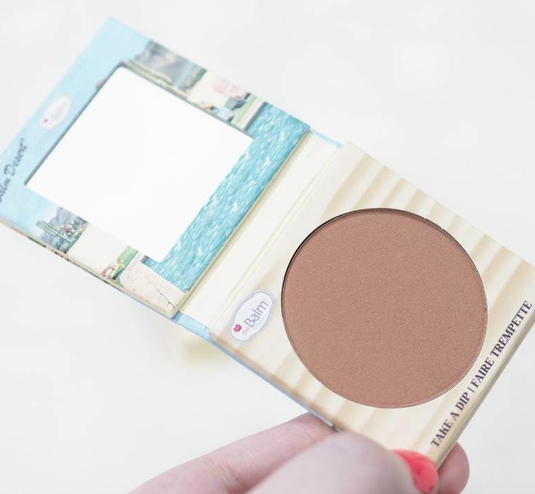 theBalm Balm Desert Bronzer Blush Review and Swatches