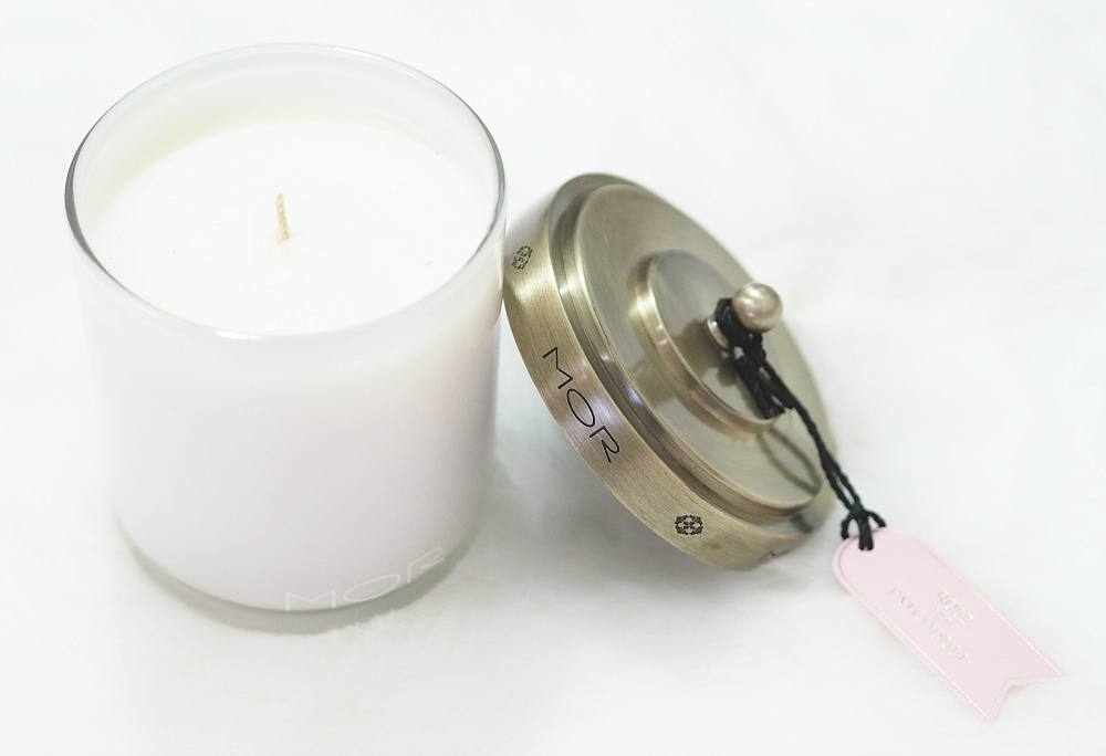 MOR Rose and Patchouli Fragrant Candle Review