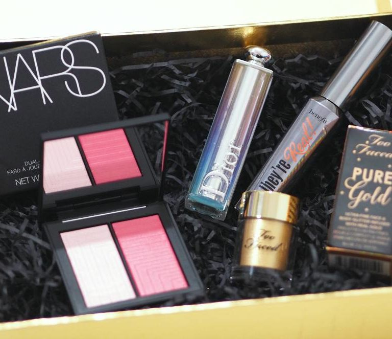 Look Incredible August Deluxe Beauty Box 2018