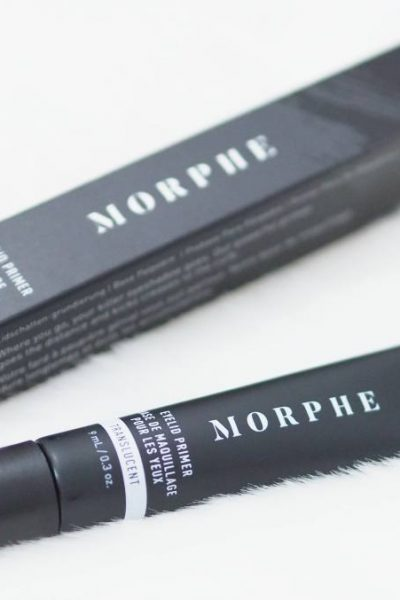 Morphe Eyelid Primer Review and Swatches