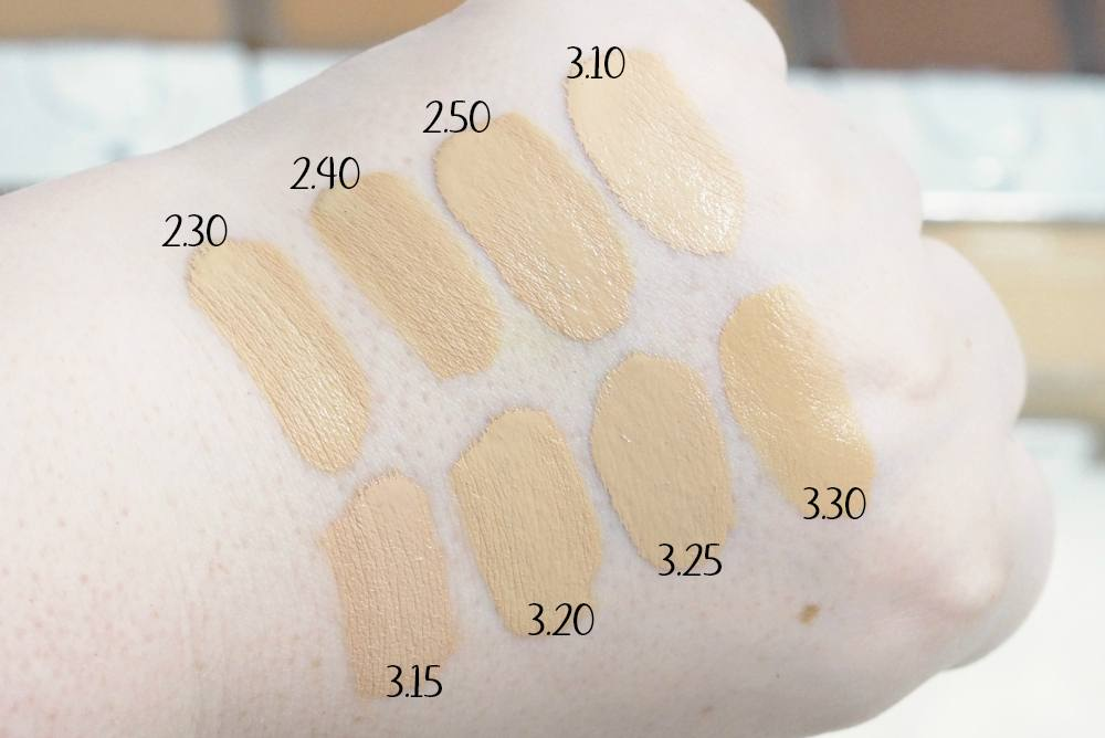 Beauty Blender Bounce Foundation - All 32 Shades Swatched Plus Review