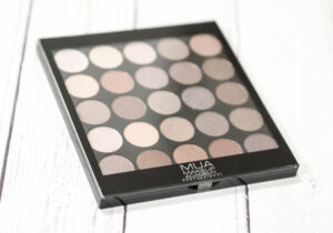 MUA Cashmere Collective Eyeshadow Palette Review and Swatches