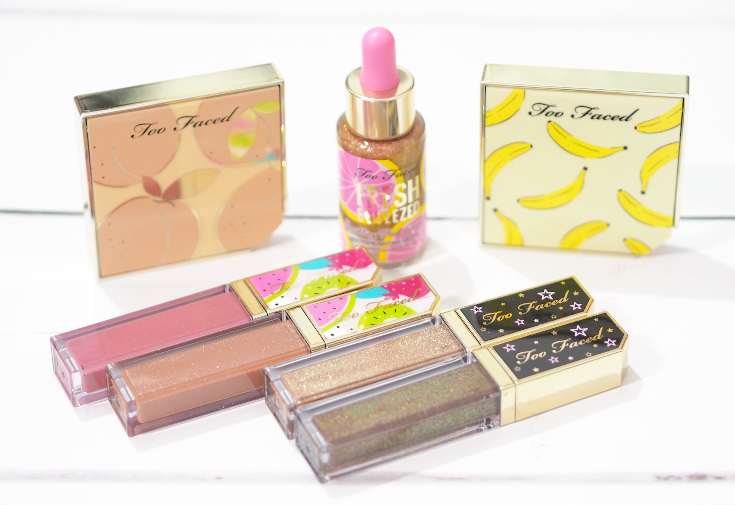 Too Faced Tutti Frutti Collection – Review and Swatches