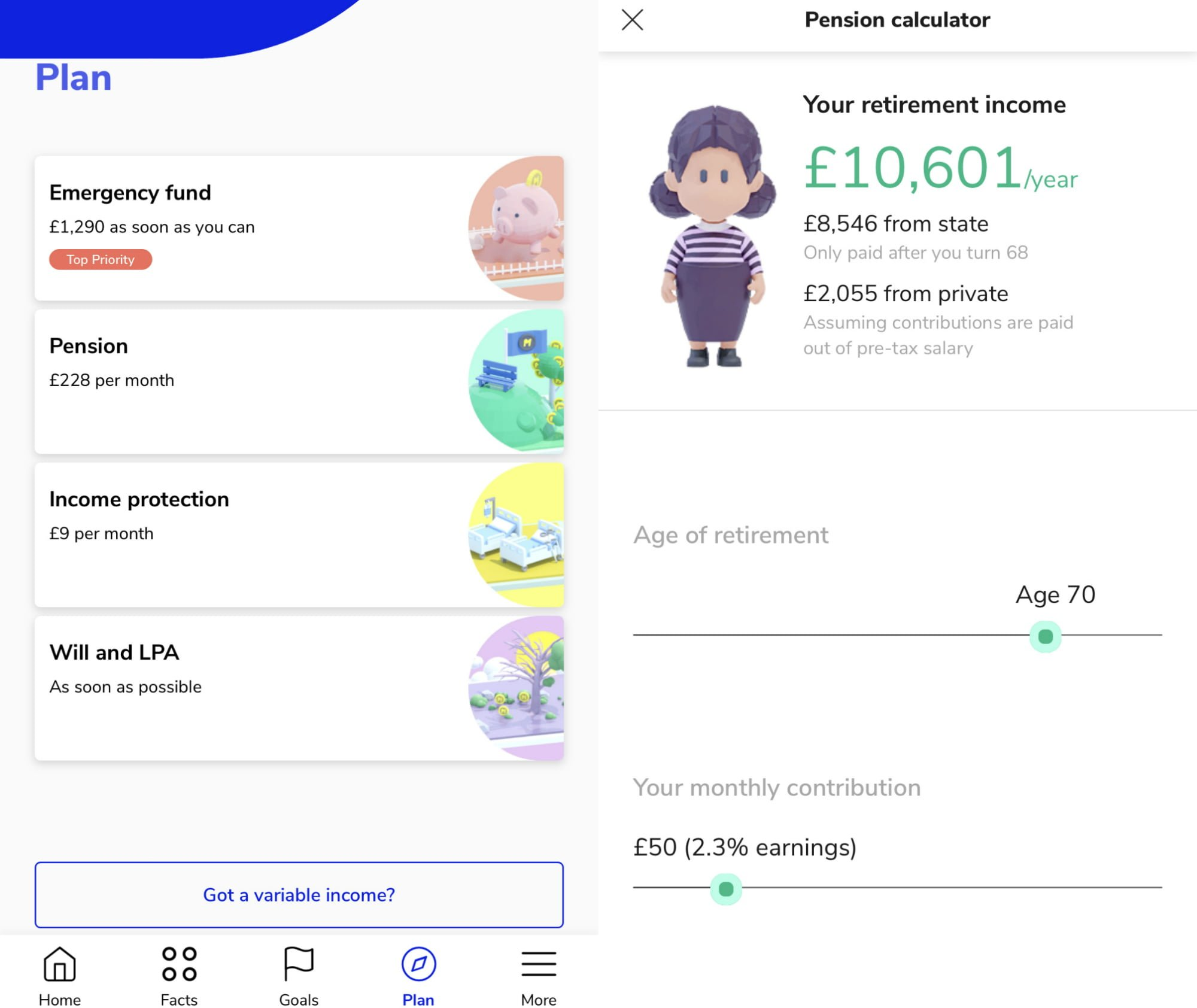 Introducing Multiply - Financial Planning For Bloggers and Freelancers