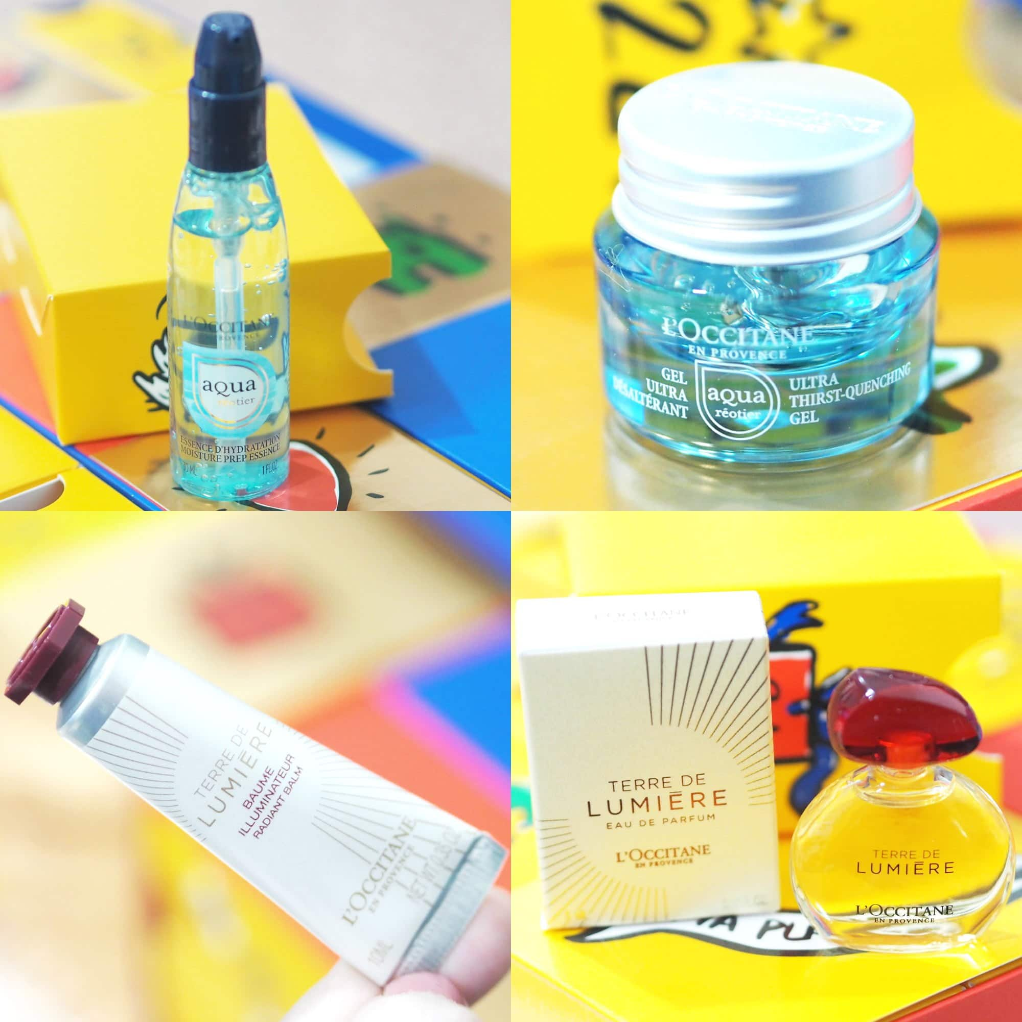 L'Occitane Luxury Beauty Advent Calendar Unboxing and Review ft. 24 drawers containing skincare, haircare, bodycare and fragrance