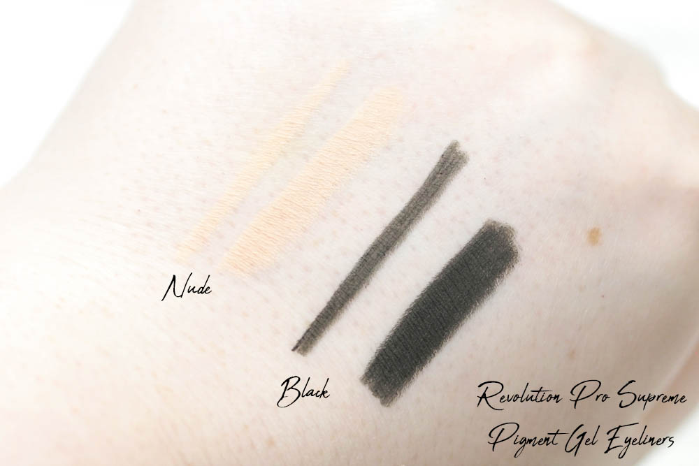 Revolution Pro Supreme Pigment Gel Eyeliner