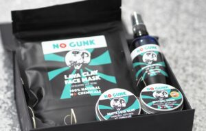 NO GUNK Grooming Gift Set