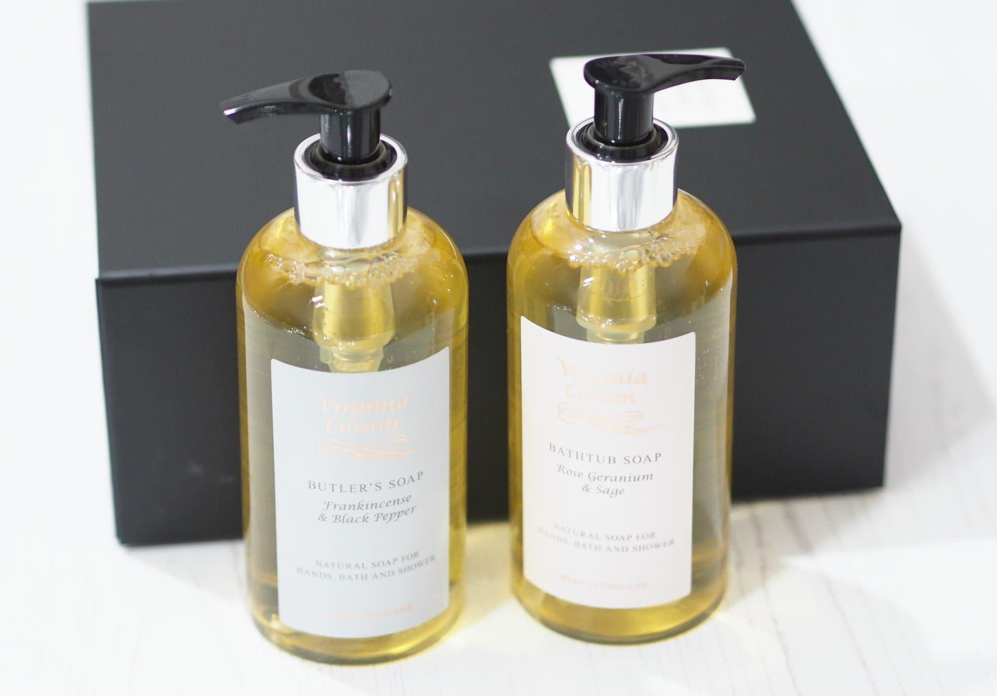 Virginia Coram Luxury Natural Soap