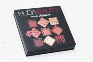 Huda Beauty Mauve Obsessions Eyeshadow Palette Review / Swatches