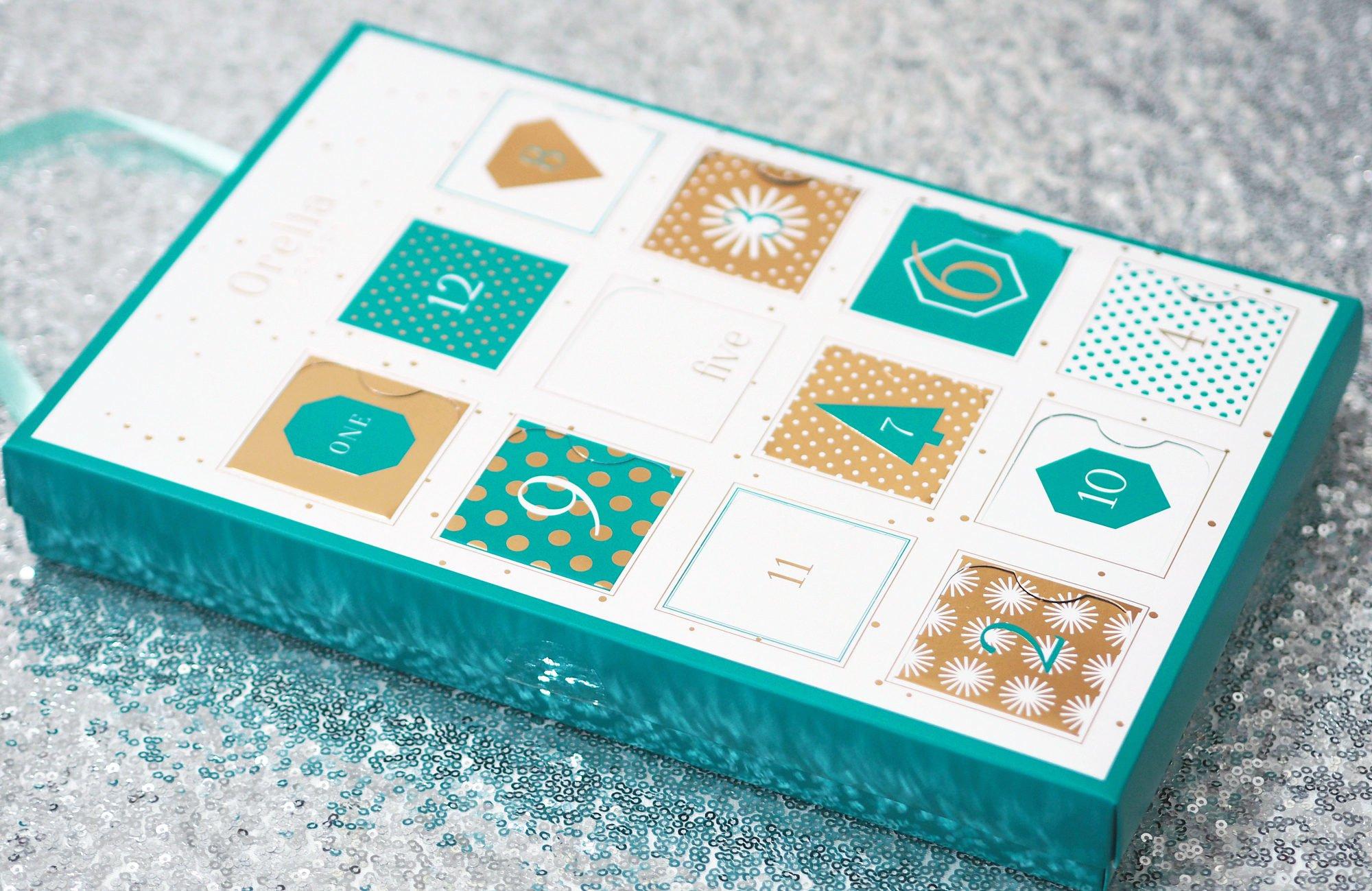 Orelia 12 Days of Christmas Jewellery Advent Calendar