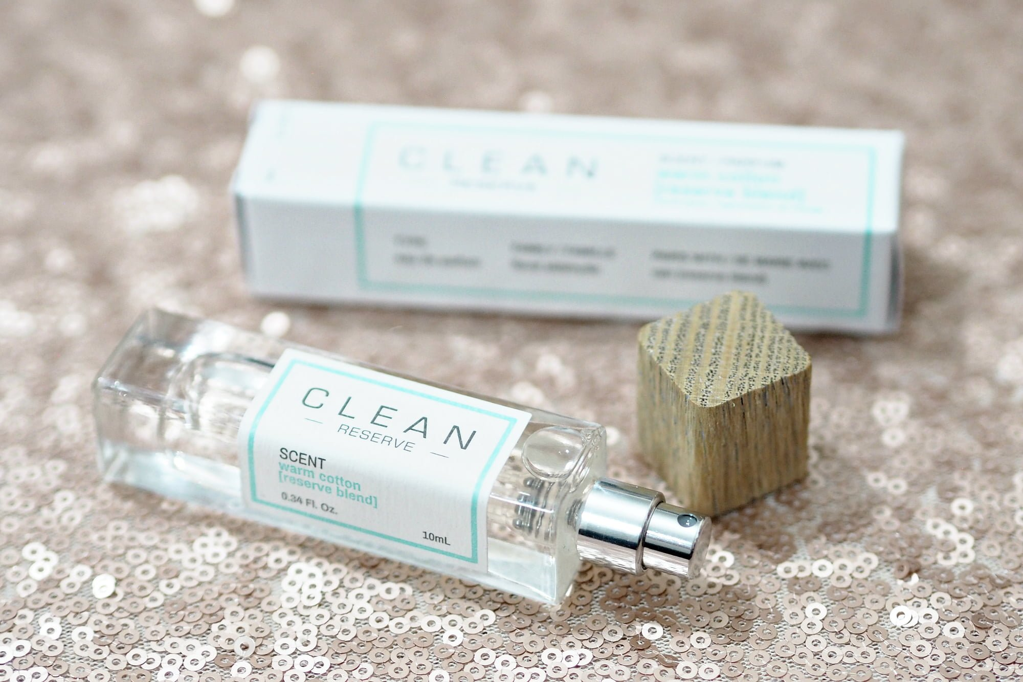 Clean Reserve Warm Cotton Eau de Parfum