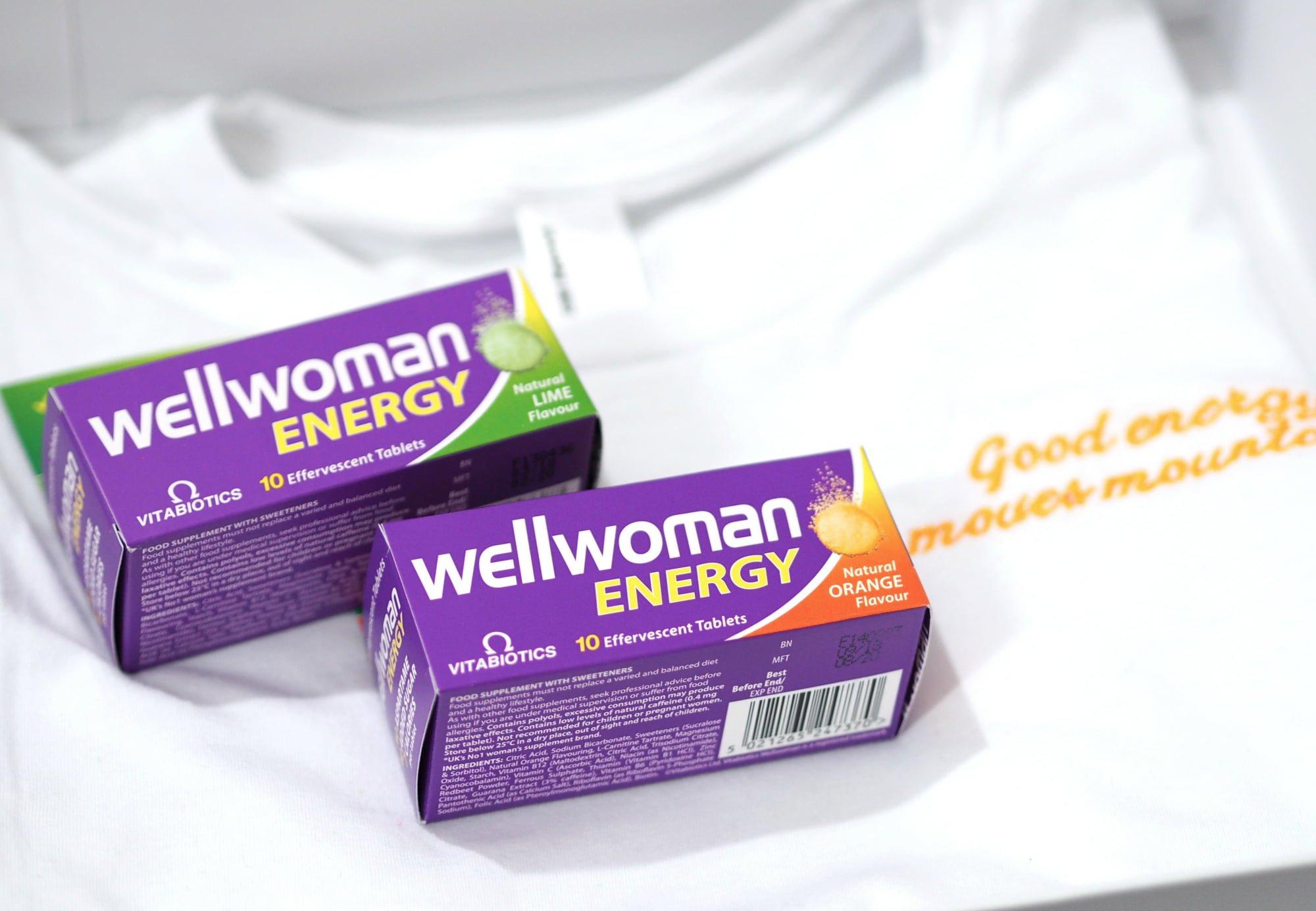 Vitabiotics Wellwoman Energy