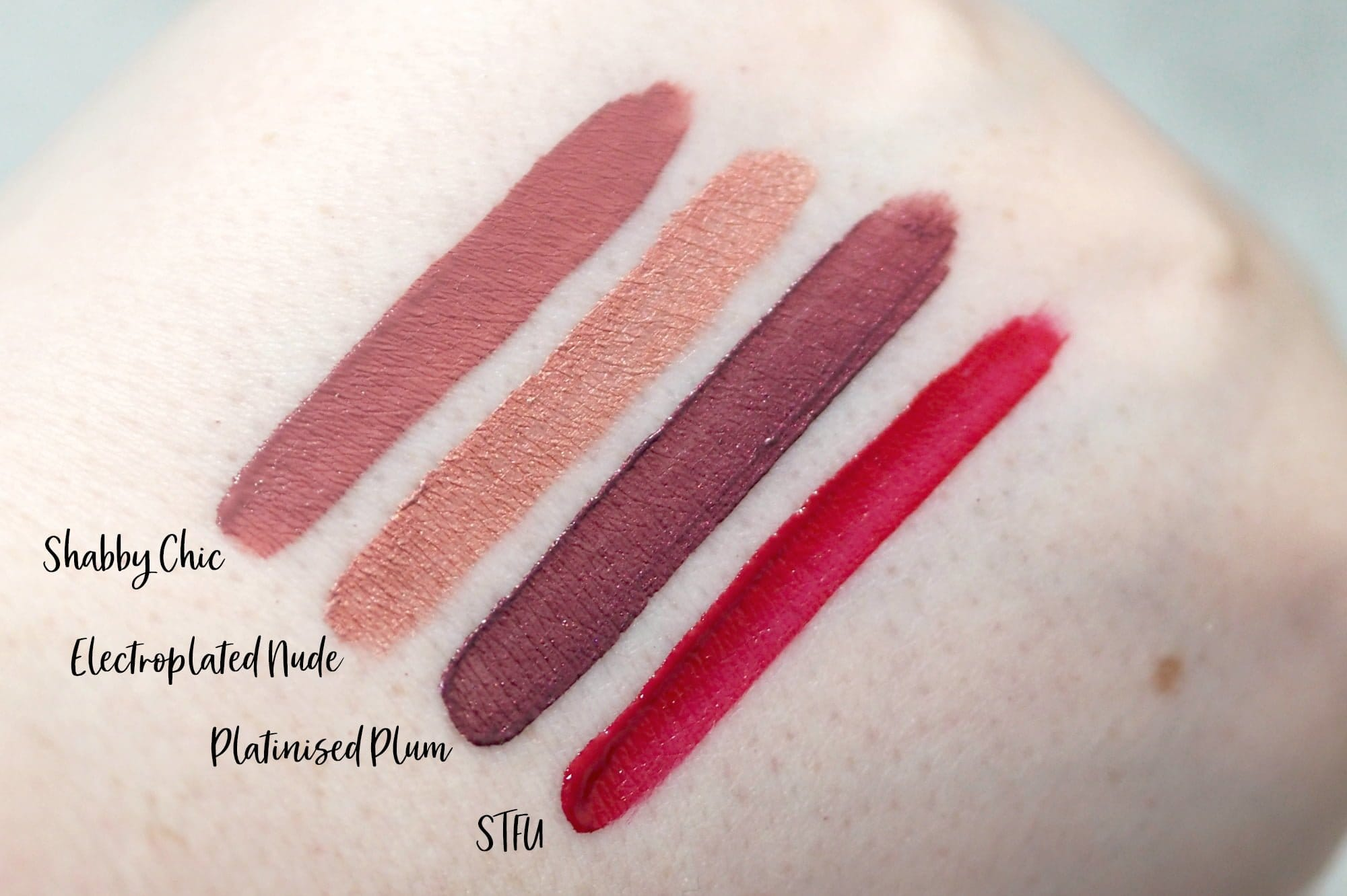 Sleek MakeUP Ultimatte Lips