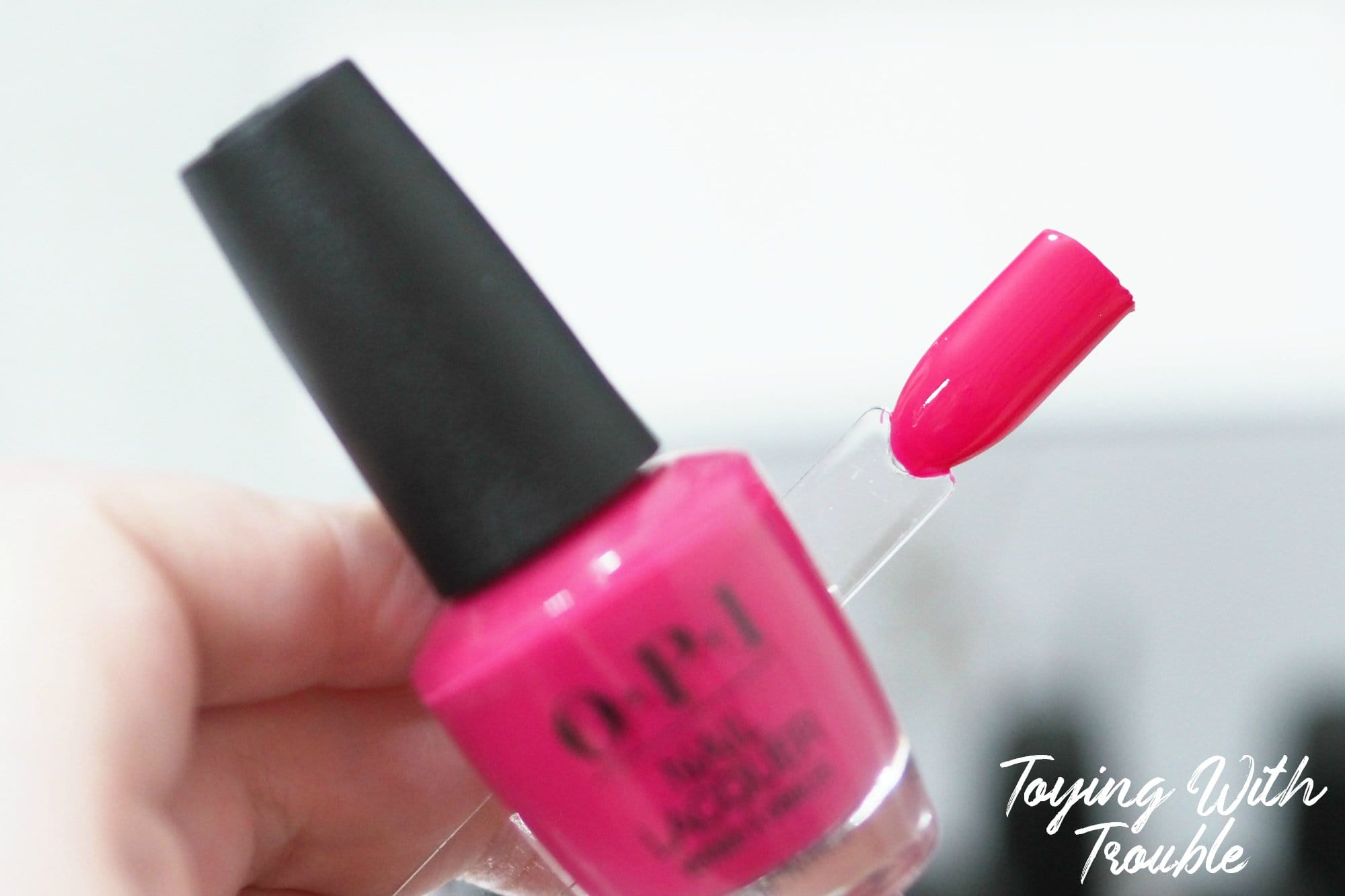 OPI Nutcracker Nail Polish Collection Review and Swatches - OPI X Disney The Nutcracker