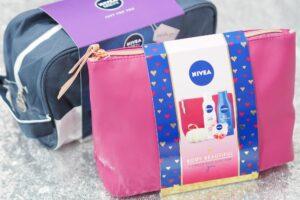 Nivea Christmas Gift Sets ft. the Nivea Body Beautiful Gift Set and the Nivea Spruce Up Wash Bag