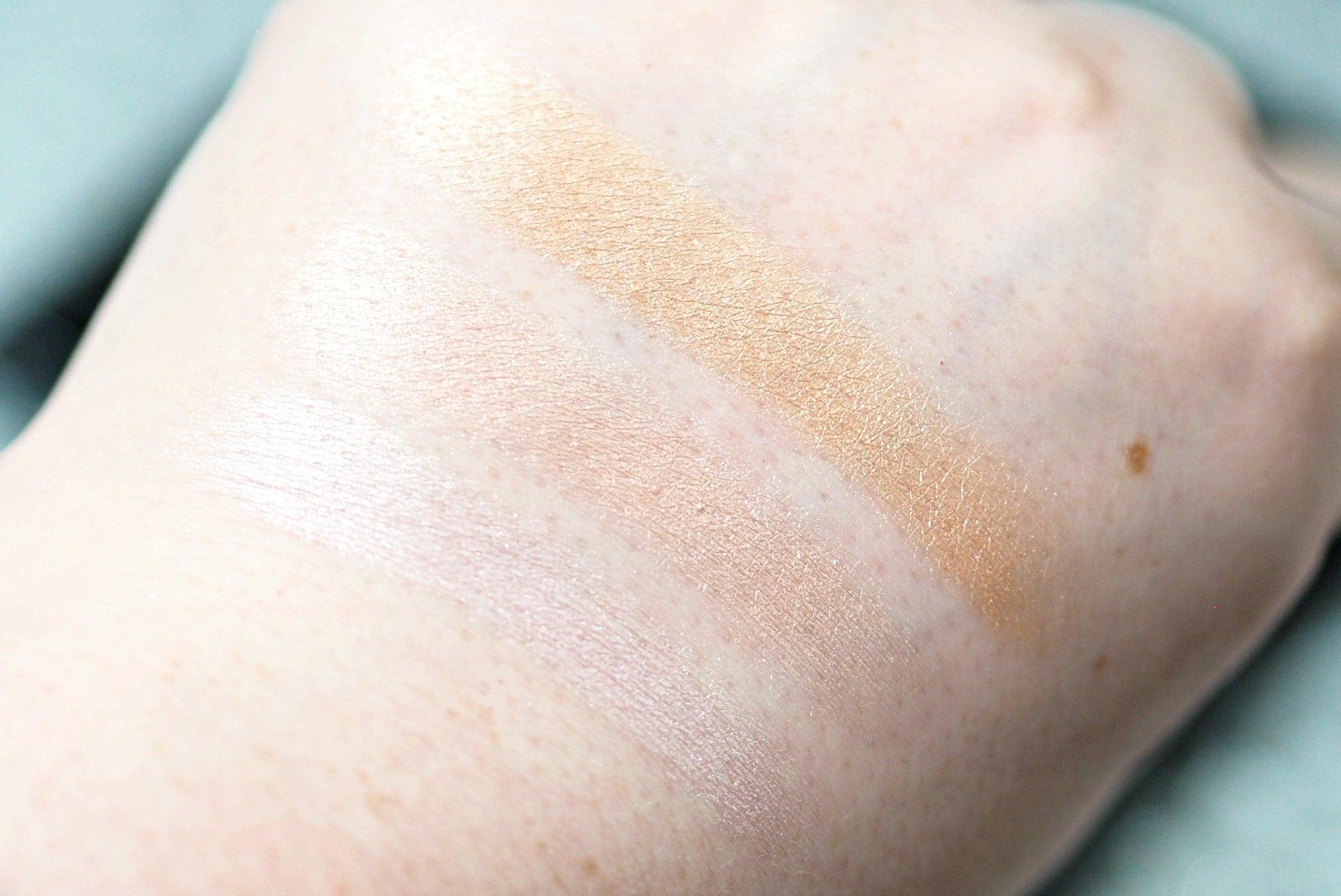 MUA Glimmering Gemstones Gradient Light Palette