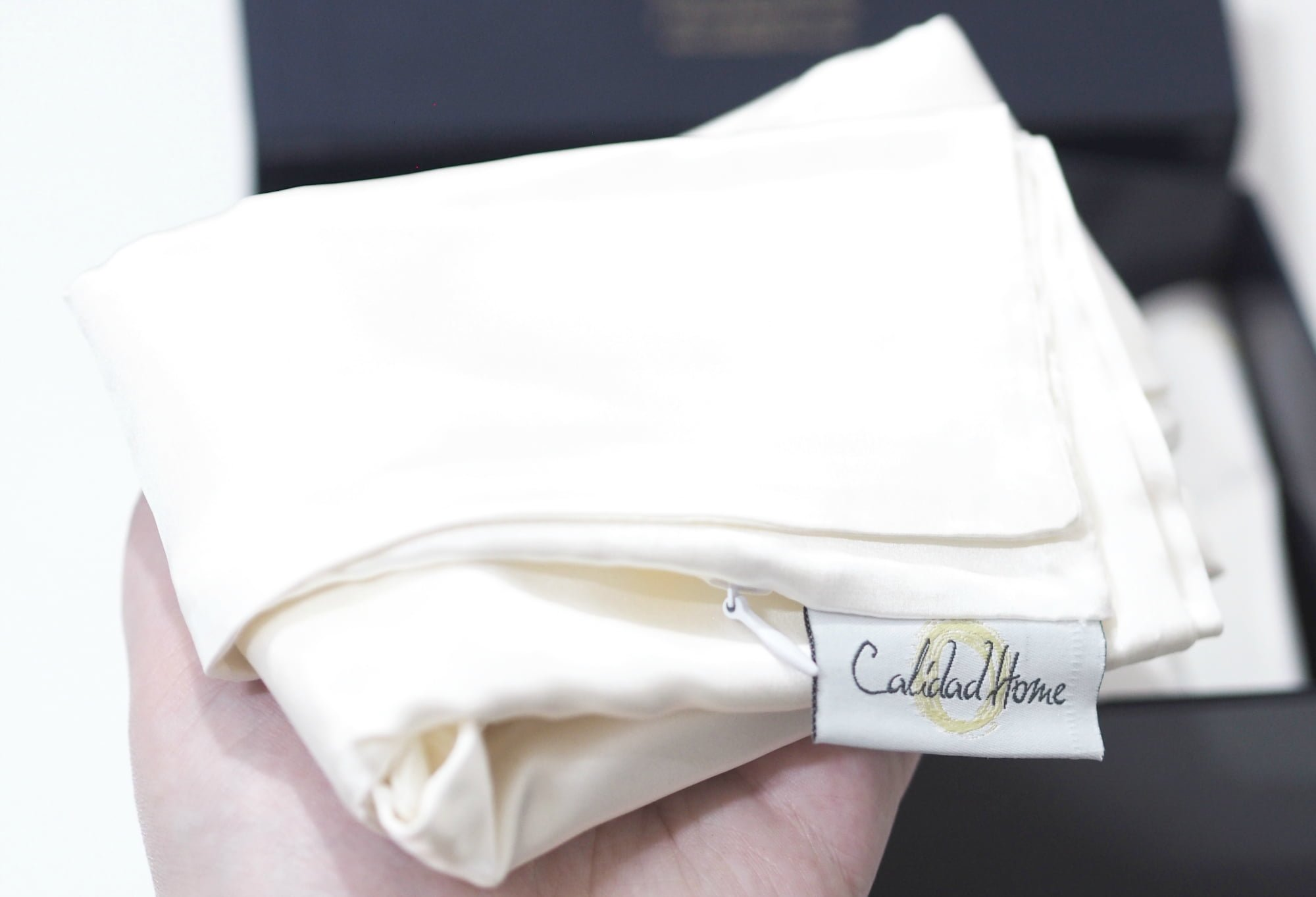 Calidad Home Silk Pillowcase
