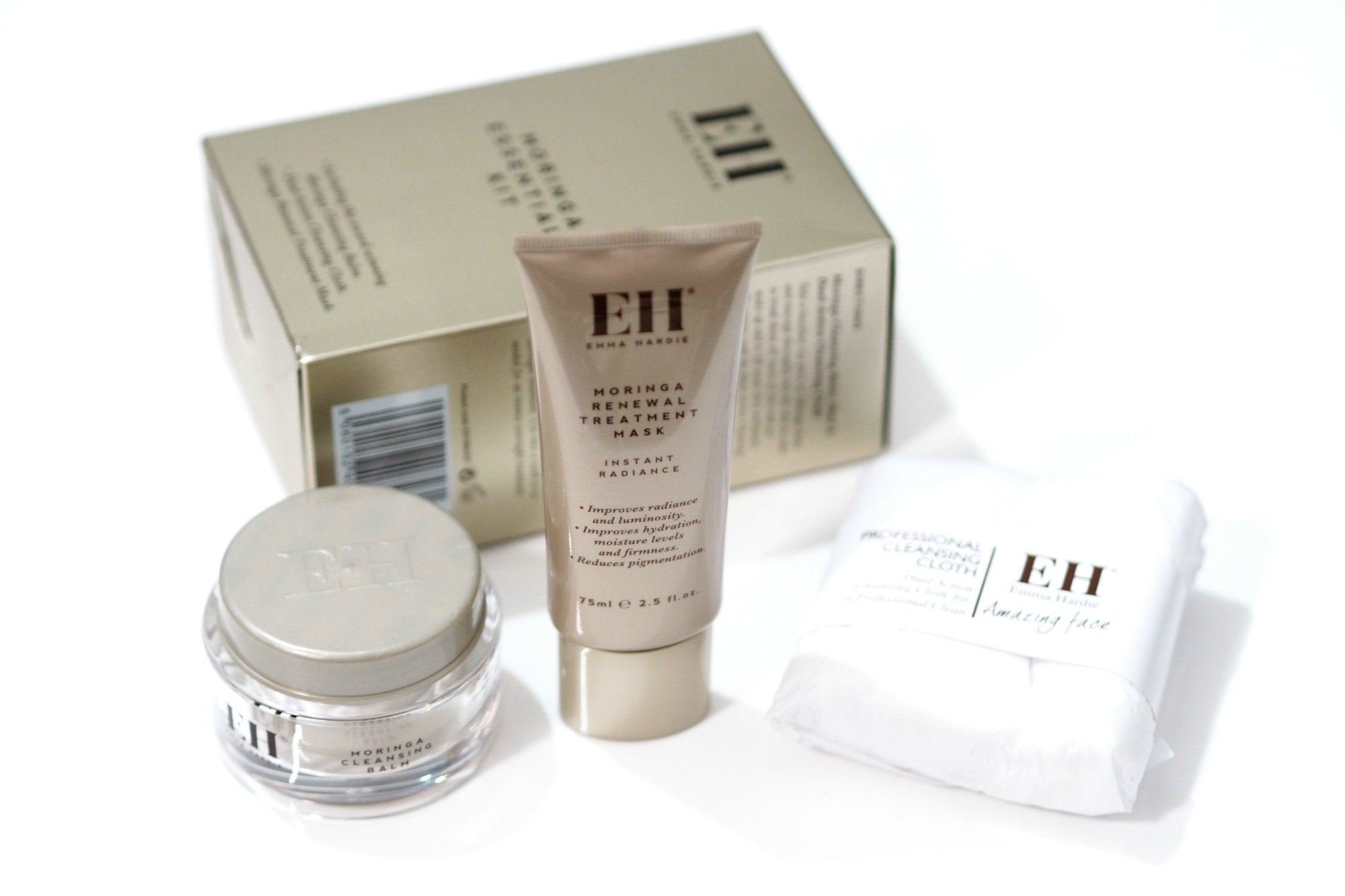 Emma Hardie Moringa Essentials Kit Review