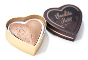 I Heart Revolution Chocolate Heart Review and Swatches