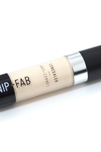 Nip and Fab Concealer Review and Swatches