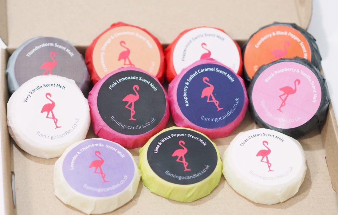 Flamingo Candles Wax Melts Haul
