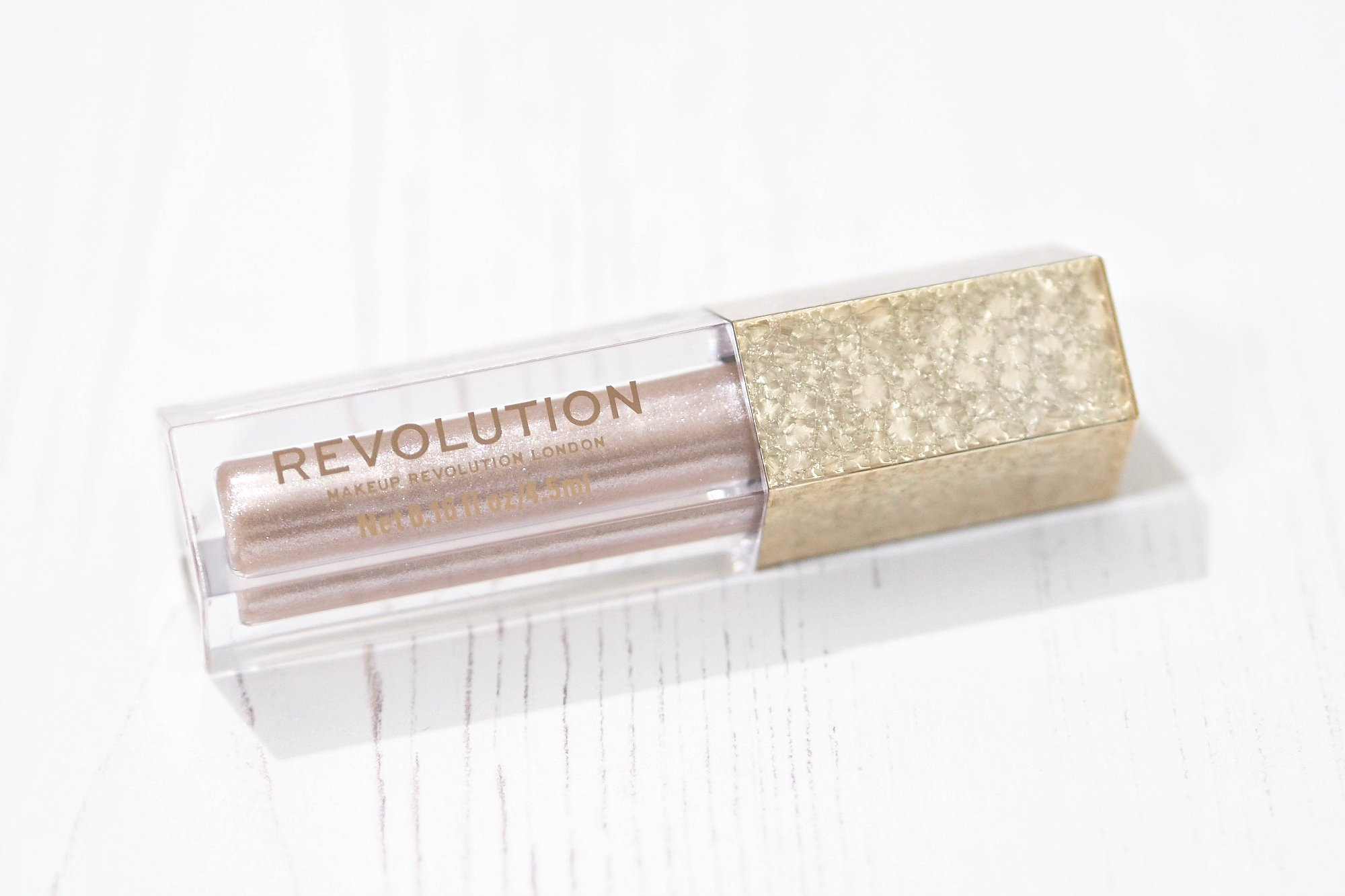 Revolution Jewel Collection Lip Topper Review and Swatches in the shade Exquisite