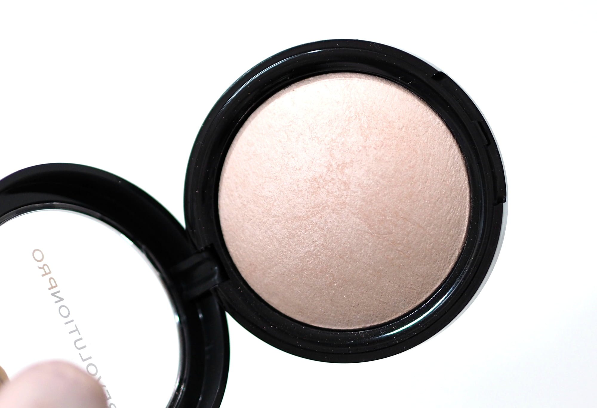 Revolution Pro Luminescence Skin Finish Powder Review and Swatches