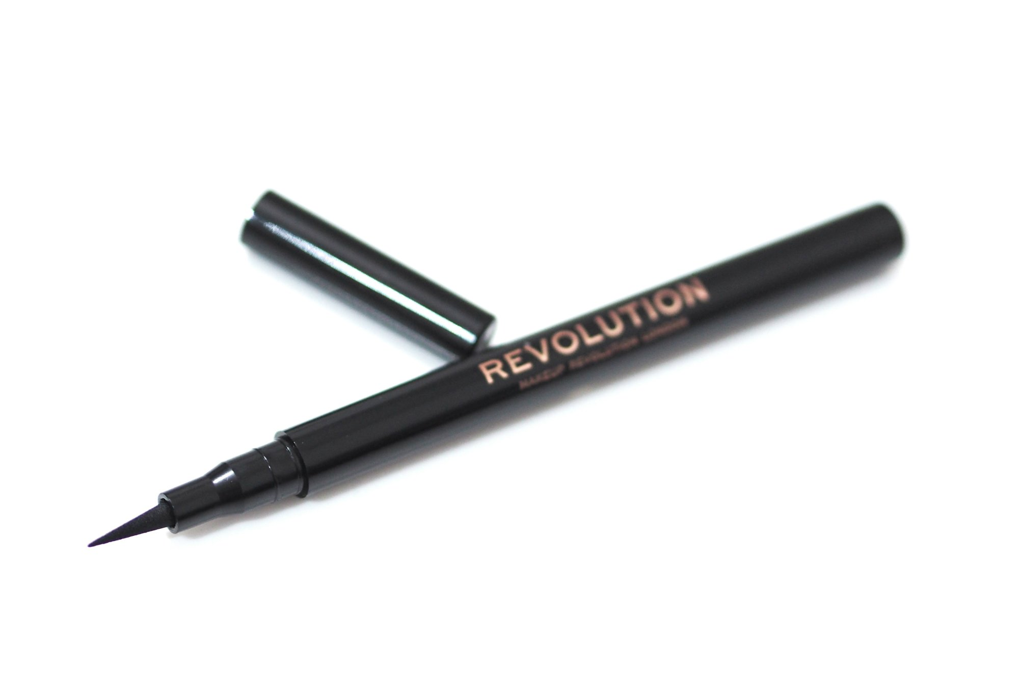 Revolution The Liner Revolution Felt Tip Liner Review and Swatches