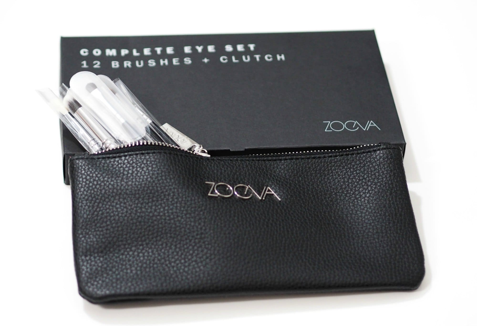 Zoeva Complete Eye Brush Set Review