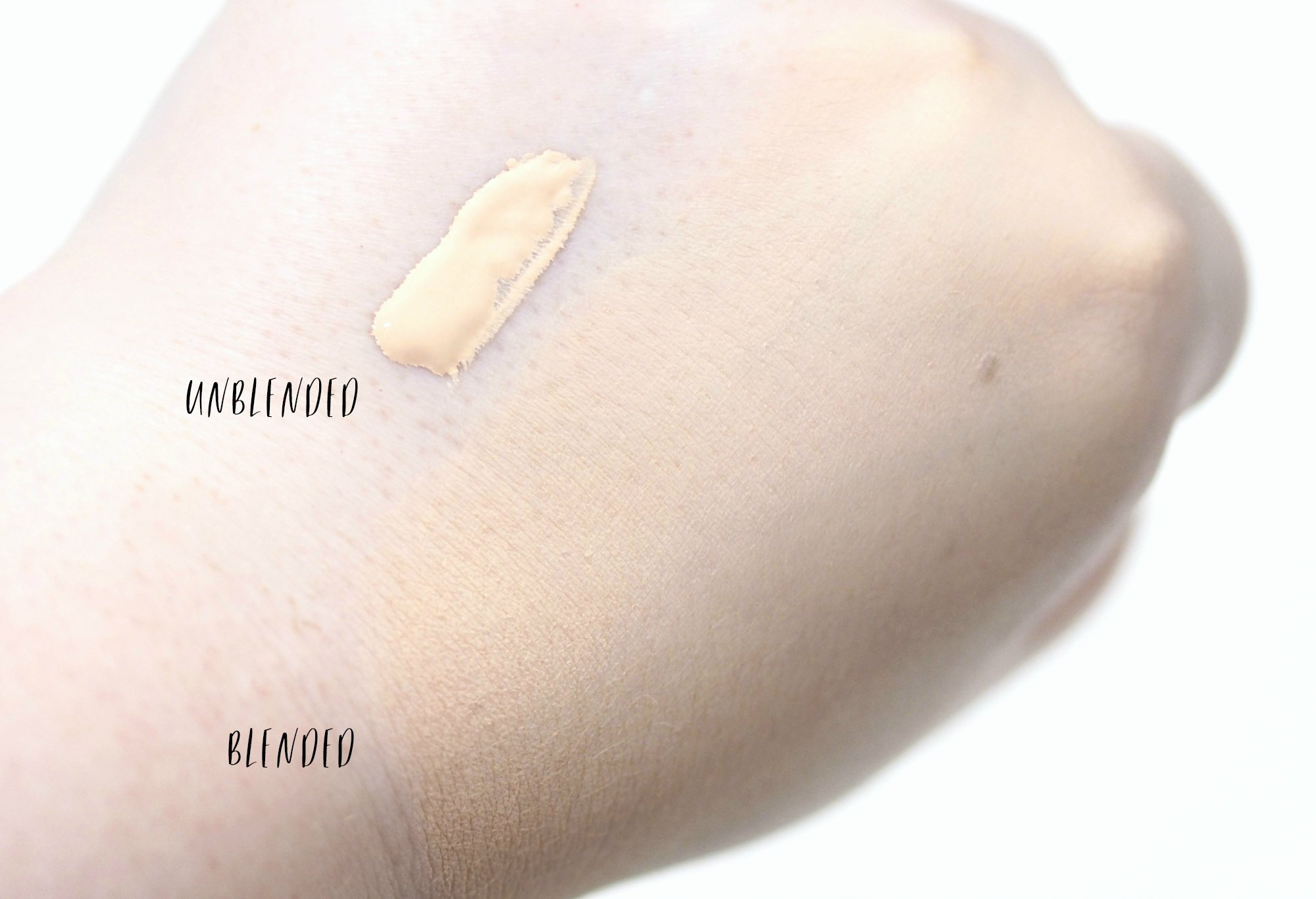 Collection Lasting Perfection Weightless Foundation Review Swatches