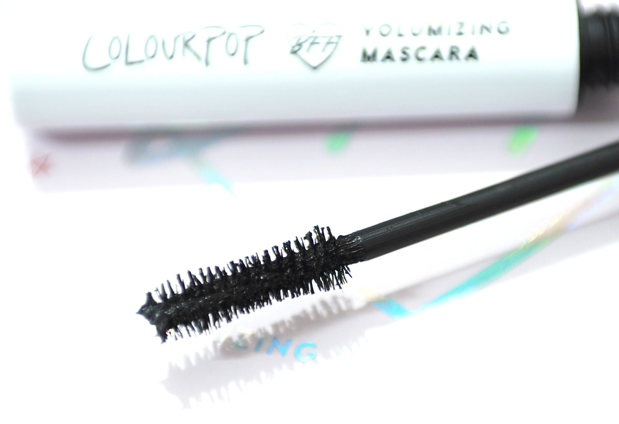 ColourPop BFF Volumizing Mascara Collection Review Swatches (7)