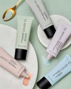 Cover FX Primer Collection Info, Stockists + More