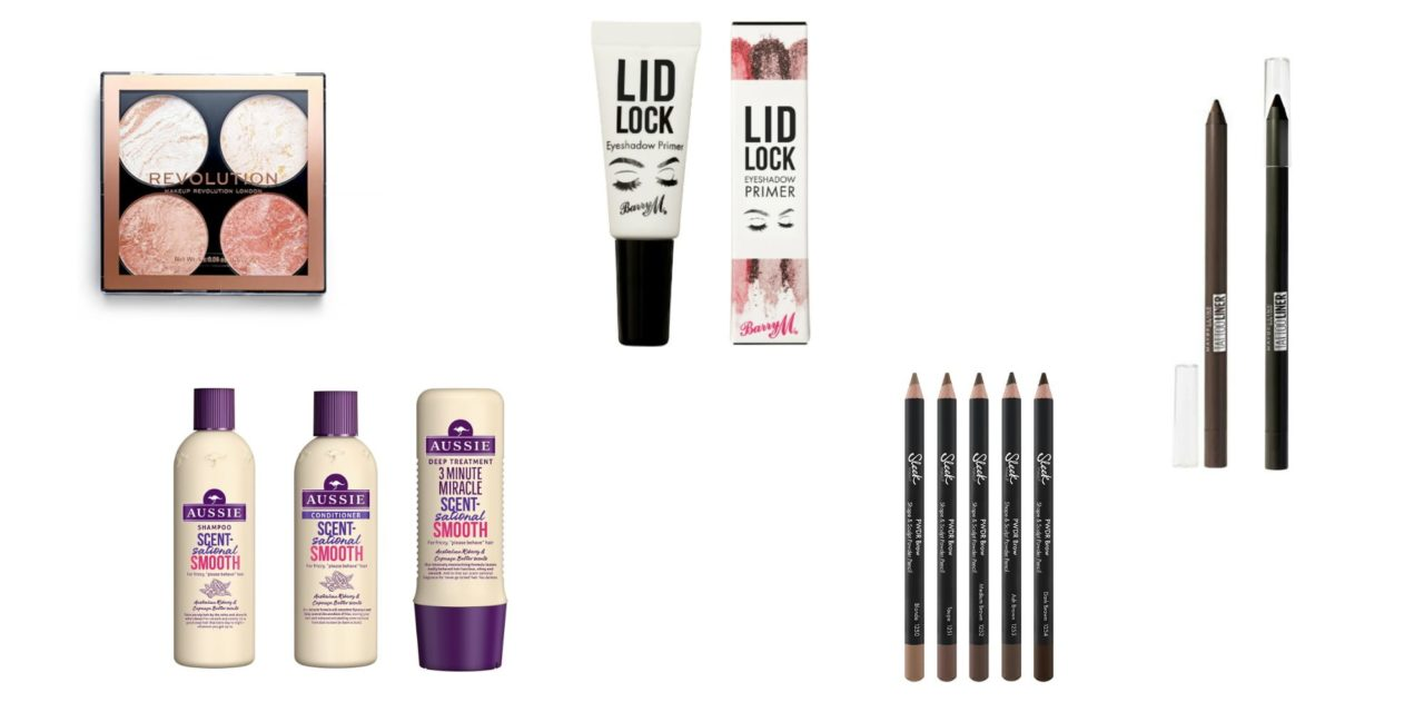 Five New Beauty Launches Under £5 #1