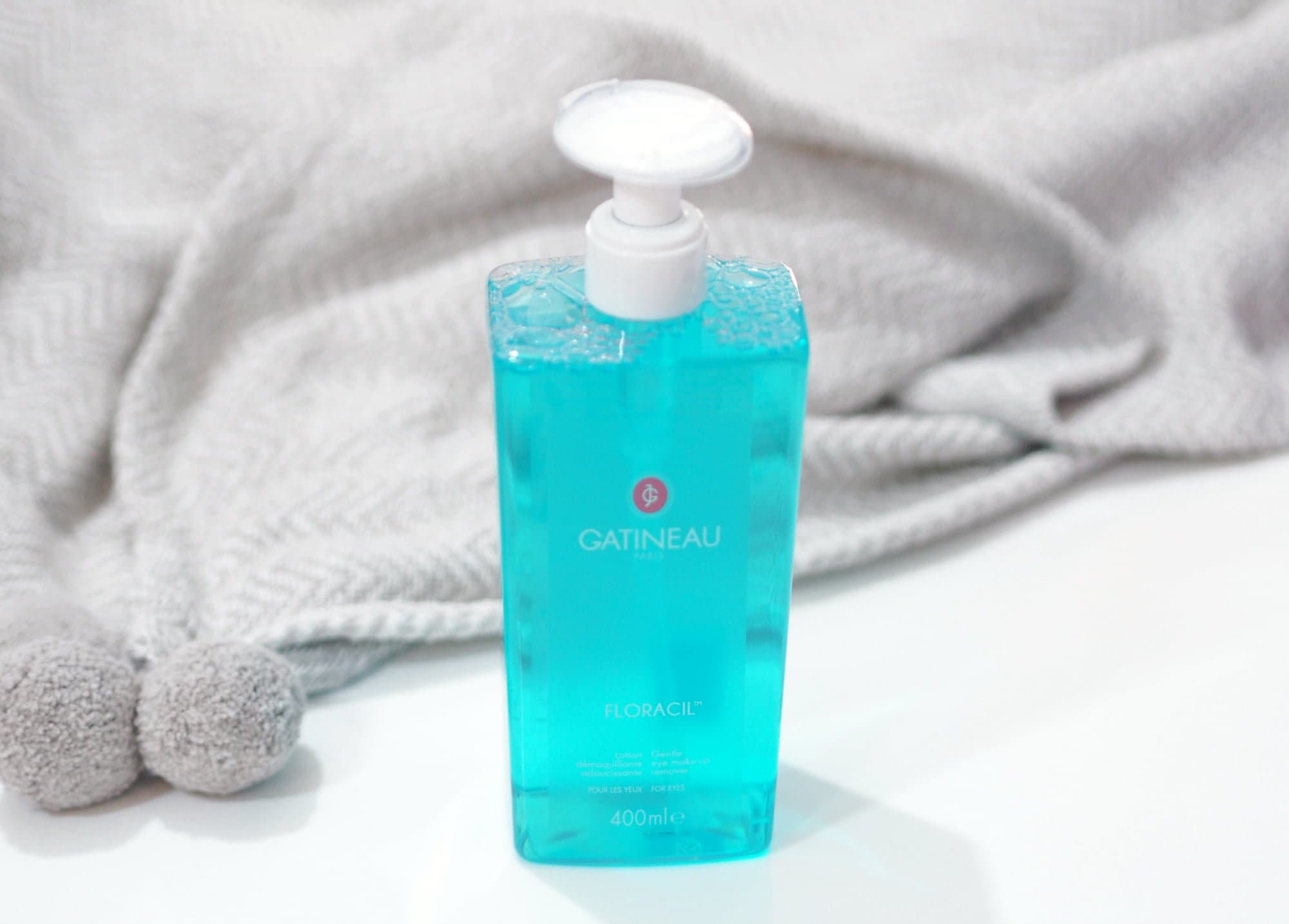 Gatineau Floracil Gentle Eye Makeup Remover Returns!