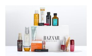 Harper's Bazaar Essential Travel Edit Beauty Box 2019