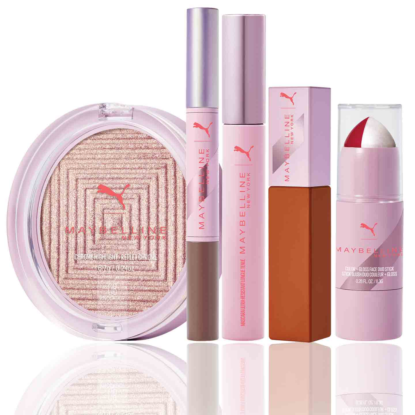 Maybelline x Puma Makeup Collection Info, Stockists + More