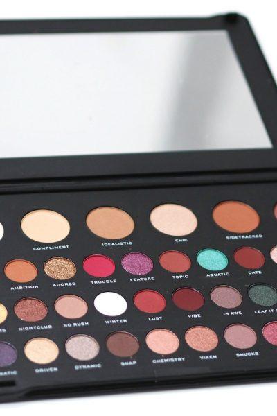 Revolution Shook Eyeshadow Palette