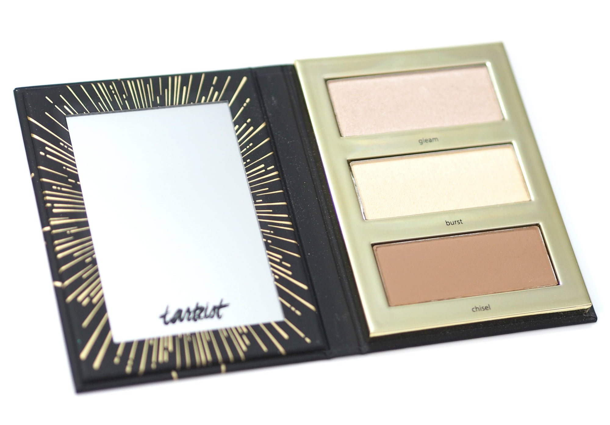 Tarte Tarteist Pro Glow to Go Highlight and Contour Palette Review and Swatches