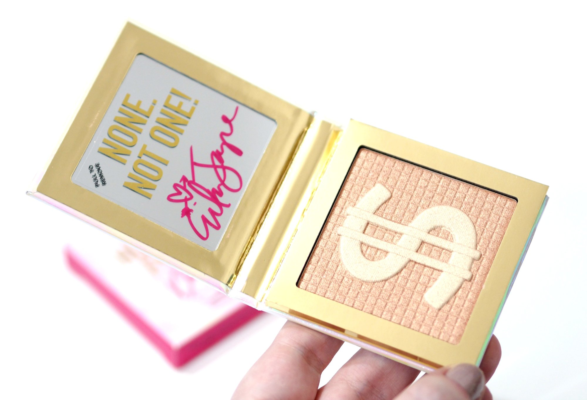 Too Faced Pretty Mess Collection Review and Swatches