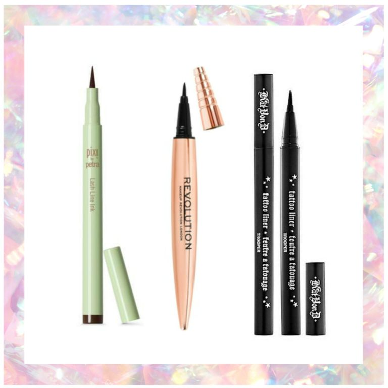 Top 3 Liquid Eyeliners ft. Pixi, Kat Von D & Revolution