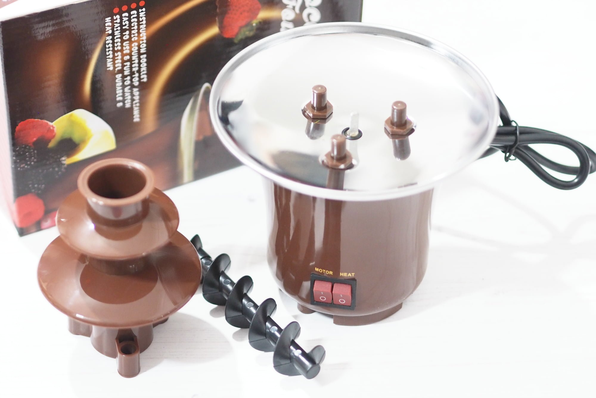 Valentine's Day Gift Guide 2019 Chocolate Fountain