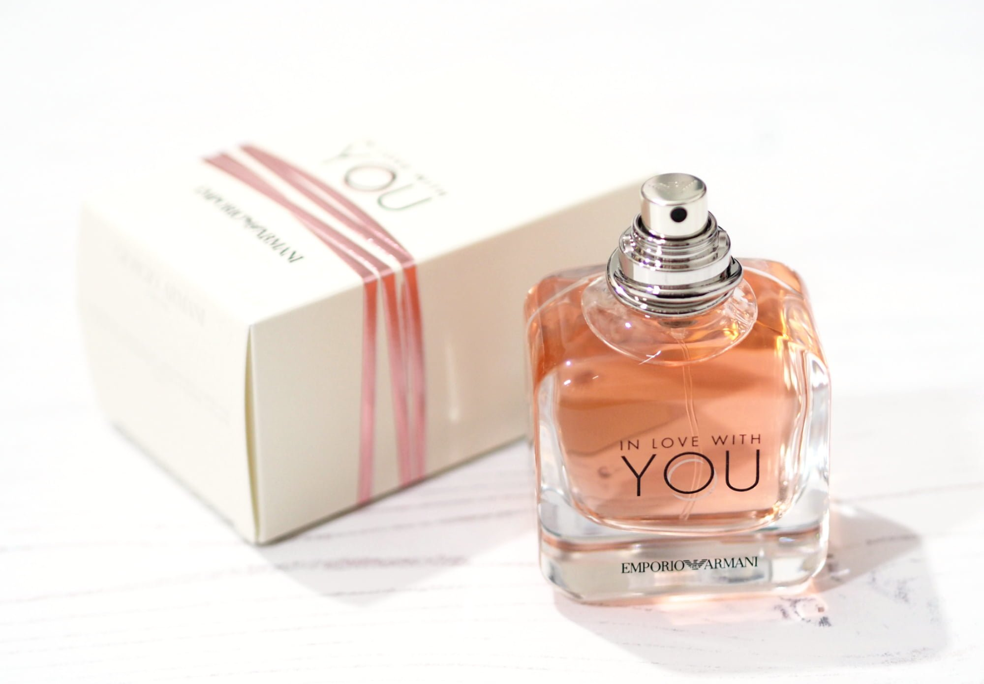 Valentine's Day Gift Guide 2019 - Emporio Armani In Love With You Eau de Parfum