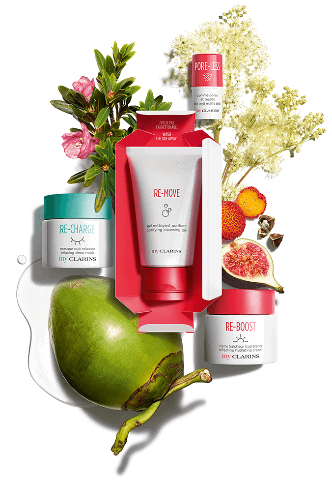 My Clarins Skincare | Info, Stockists + More