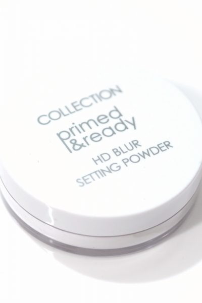 Collection Primed and Ready HD Blur Setting Powder Review and Swatches