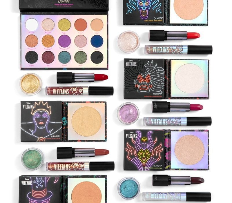 ColourPop X Disney Villains Collection | Info, Stockists + More
